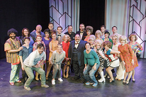 Sweet Charity Group Photo
