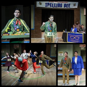 Jeffrey Brian Adams - Hillbarn Theatre - The 25th Annual Putnam County Spelling Bee