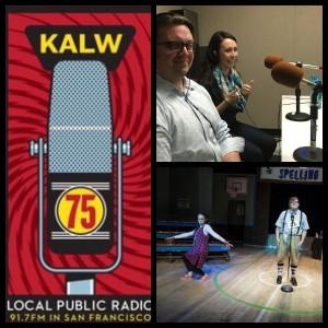 Spelling Bee KALW Radio Interview
